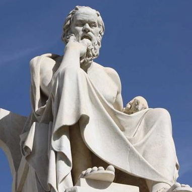 Philosopher Socrates